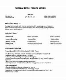 Personal Profile Resume Sample Personal Resume Template 6 Free Word Pdf Document