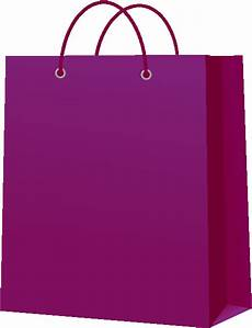 library of purple shopping bag png royalty free library