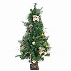 Home Depot Trees With Lights Home Accents Holiday 4 Ft Pre Lit Led Manhattan