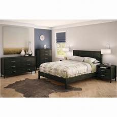 South Shore Bedroom Set South Shore Gravity Platform Customizable Bedroom