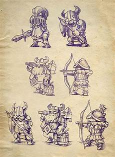 Character Design Sketches Inspiring Examples Of Character Design Amp Sketching By Mike