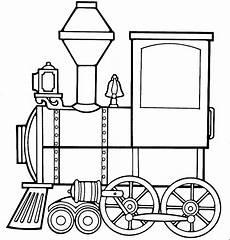eisenbahn skizze ausmalbild malvorlage kinder
