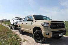 2019 Toyota Tundra Towing Capacity Chart Towing With A 2016 Toyota Tundra Trd Pro