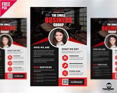 Advertising Flyers Cost Free Professional Business Flyer Psd Freebie Psddaddy Com