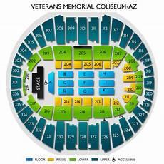 Veterans Memorial Seating Chart Veterans Memorial Coliseum At Arizona State Fair Seating