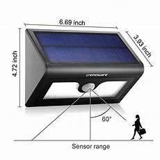 Urpower Solar Lights Urpower Solar Lights 50 Led Solar Powered Wireless