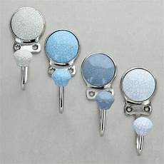 crackle ceramic wall rack coat and hat hooks by g