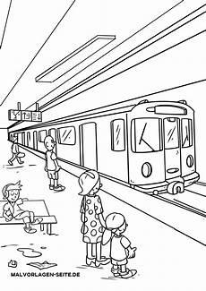 Roboter Malvorlagen Zum Ausdrucken Berlin Malvorlage U Bahn Fahrzeuge Ausmalbilder Kostenlos F 252 R