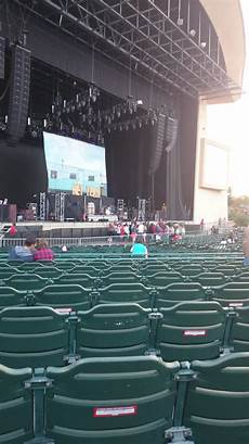 Mattress Firm Amphitheatre Seating Chart View From 103 Seating Yelp