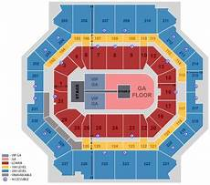Barclays Center Seating Chart Concert Barclays Center Tickpick Blog