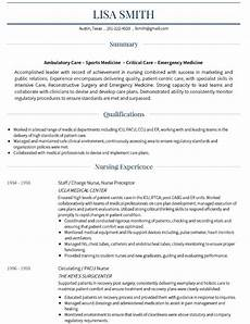 Professional Cv Examples 15 Best Cv Examples Guaranteed To Get You Hired