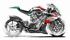 Honda V4 Superbike 2020 by A Honda Rvf1000 V4 Superbike For 2019 Asphalt Rubber