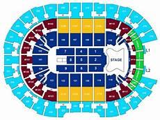 Concert Seating Chart Quicken Loans Arena Quicken Loans Arena Concert In 2020 Seating Charts
