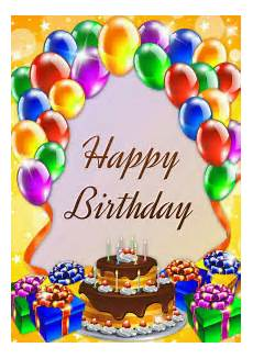 Cards Of Happy Birthday Happy Birthday Have A Great Day Lots Love Xx