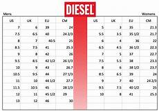 Diesel Swimwear Size Chart 2017 Diesel Shoes Collection Latest Releases Soleracks