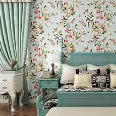 Flower Wallpaper In Bedroom by Aliexpress Buy 3d Modern Wallpapers Home Decor