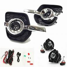 Chevy Equinox Light Projector Front Fog Light Kit For 2010 2015 Chevy Equinox