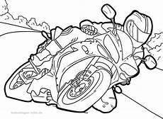 malvorlage motorrad fahrzeuge kostenlose ausmalbilder