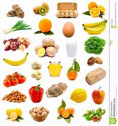 sund mad vs junkfood sang healthy food fruits and vegetables stock image image of