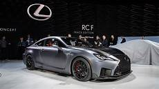 lexus sports car 2020 the 2020 lexus rc f track edition loses weight adds power