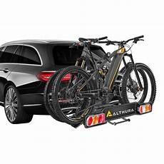 porta biciclette per auto portabici da gancio traino althura e bikes portabici