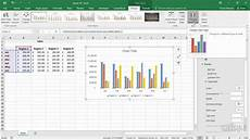 Types Of Charts In Ms Excel Change The Chart Type Excel 2016 Charts Youtube