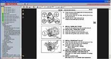 Toyota Hilux 1997 2005 Service Amp Repair Information Manual