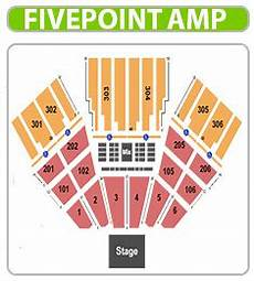 Fivepoint Amphitheater Seating Chart Fivepoint Amphitheater Irvine Tickets All Shows Available