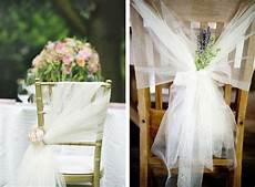 wedding chair sashes how to make different ways to tie chair sashes weddings by malissa