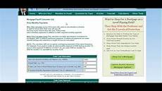 Making Extra Payments On Mortgage Calculator Mortgage Calculator Extra Payment Youtube