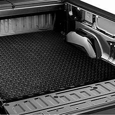 hs power black rubber plate truck bed trunk floor