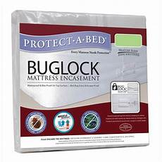 protect a bed encasement buglock bed bug proof