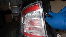 Change Light 2010 Ford Fusion Changing Rear Turn Signal Bulbs In Ford Edge 2007 2010 And