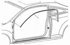 Repair Instructions Front Side Door Upper Auxiliary