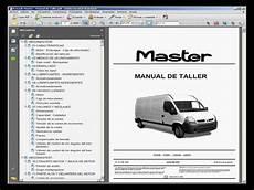 Renault Master Manual De Taller