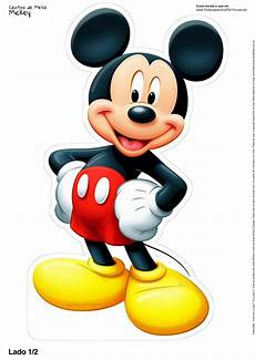 Mickey Mouse Printables Free Mickey Mouse Free Printable Centerpieces Oh My Fiesta