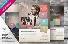 Unique Flyer Design Creative Design Agency Flyers By Kinzi21 Graphicriver