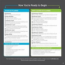 Isagenix Product Age Chart Isagenix 9 Day Deep Fat Burning And Cleanse System