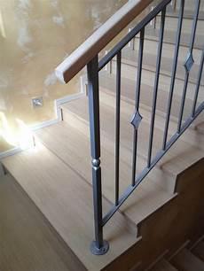 corrimano scale in legno ringhiere scale in acciaio s m a serramenti