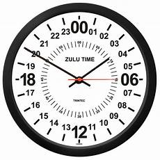 24 Hour Clock Time 24 Hour Zulu Military Time Clock 10 Quot
