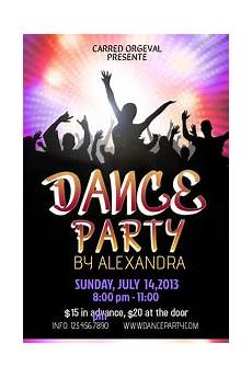 Party Poster Template 16 680 Customizable Design Templates For Dance Party