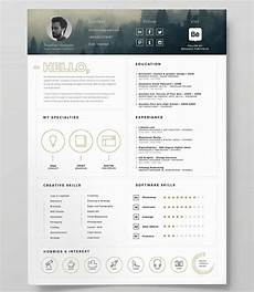 Cool Resume Templates Free 15 Unique Resume Templates To Download Amp Use Now