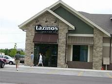 Tazinos Pizza Tazinos Tries For A Trifecta Fast Cheap And Healthy