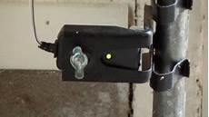 Garage Door Light Blinking Won T Open Garage Door Won T Close Safety Sensor Troubleshooting