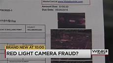 Red Light Ticket Settlement Red Light Ticket Fraud Or Mistake Naples Couple Wants Answers