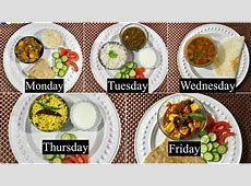Monday To Friday Easy Indian Dinner Recipes Under 30