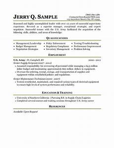 Career Transition Resumes Military Transition Resume Resume Examples Job Resume