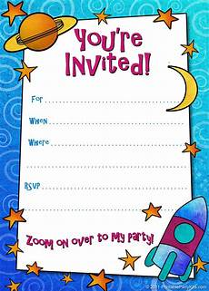 Party Invitation Card Template Birthday Invitation Birthday Invitation Card Template