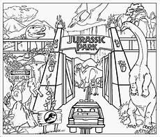 Gratis Malvorlagen Jurassic Park Malvorlagen Jurassic Park Coloring And Malvorlagan