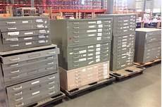 used blueprint cabinets american surplus